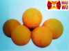 Concrete pump spare parts soft concrete pumps cleaning sponge ball