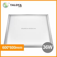 super slime 60x60cm extruded aluminium profile for led panellight