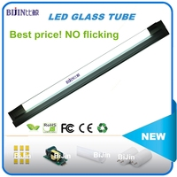 CE RoSH soda lime glass tube 330 degree 9w 0.6m compact fluorescent lamp
