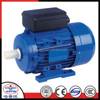 MY100L2-2 single phase electric motor 3 kw 4 hp