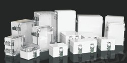 plastic din rail plastic enclosure for power supply
