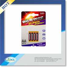 um-4 aaa r03 dry battery