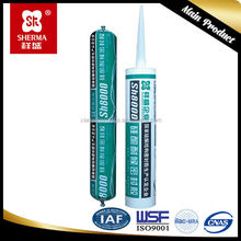 Structure silicon sealant for aluminium, marble, granite curtain wall seam sealed