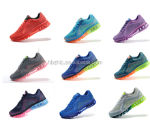 2015 breathable running shoes manufactures Air Sneaker men running shoes ,wholesale Sport Shoes