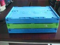 45L Plastic Collapsible Crates collapsible plastic folding crates
