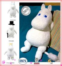 Moomin Valley Characters Plush Stuffed Dolls Toys Finland Troll Sekiguchi Japan