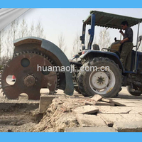 machinery tools ditch excavator trench digger