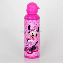 Wholesale Eco-Friendly Aluminum Kids Water Bottles