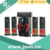 Private mould 5.1 home theater music system