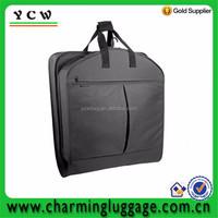 2015 hot selling foldable reusable eco-friendly wedding dress garment bag