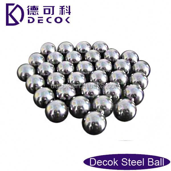 Carbon steel ball for car accessories motorcycle part auto