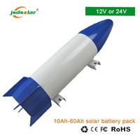 solar energy rechageable 15ah lifepo4 24v battery pack