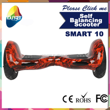 2015 self balancing scooter with Bluetooth music function and mobile phone APP software