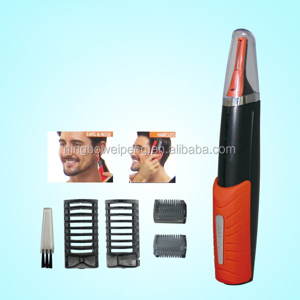Micro aparador / elétrica todo o corpo Trimmer / nariz aparador de pêlos de orelha