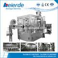 agua potable de la máquina de llenado