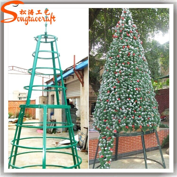 jpg - Metal Frame Christmas Decorations