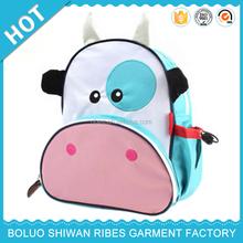 2015 latest design medium korean school bag zipped pockets, design your own school bag backpack