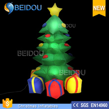 Durable Fashional Inflatable Christmas Tree For Sale and Decorations