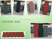 antique chinese insulation colorful asphalt shingles roof tile