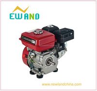 Air-cooled low price 163cc high quality 168F gasoline engine