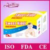 Good white ADL sleepy baby diaper wholesale clothlike baby diaper