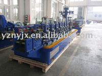 ZG45 straight seam and high frequency welded pipe equipment