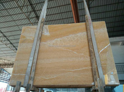 China honey/yellow onyx natural polished yellow marble