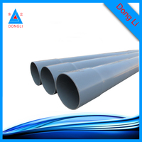 PN10 8 inch pvc drain pipe pvc water pipes