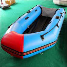 (CE)fishing inflatable boat folding boat made in China