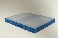 5 Zones system KSD pocket coils Comfortable mattress