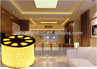 factory cheap 3014 220V FLOOR flexible LED bar belt strip light 2700K