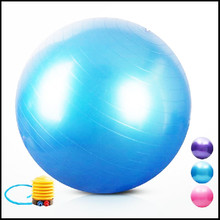 china new products aofeite gym exercise equipment anti burst fitness yoga exercise ball