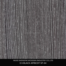 cheap commercial apricot plywood sheets for furniture engineered wood face skins veneer