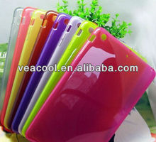 """Soft Rubber TPU Matte case cover For Apple Ipad MINI 7""""tablet"""