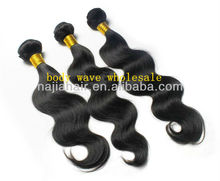 top grade 5a quality cheap virgin brazilian 100% human hair weaving manufacture