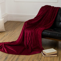 Jacquard Style and Travel,Military flannel micro fleece sherpa blanket