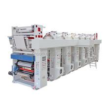 polar fleece fabric printing machines, packaging film roll printing machine
