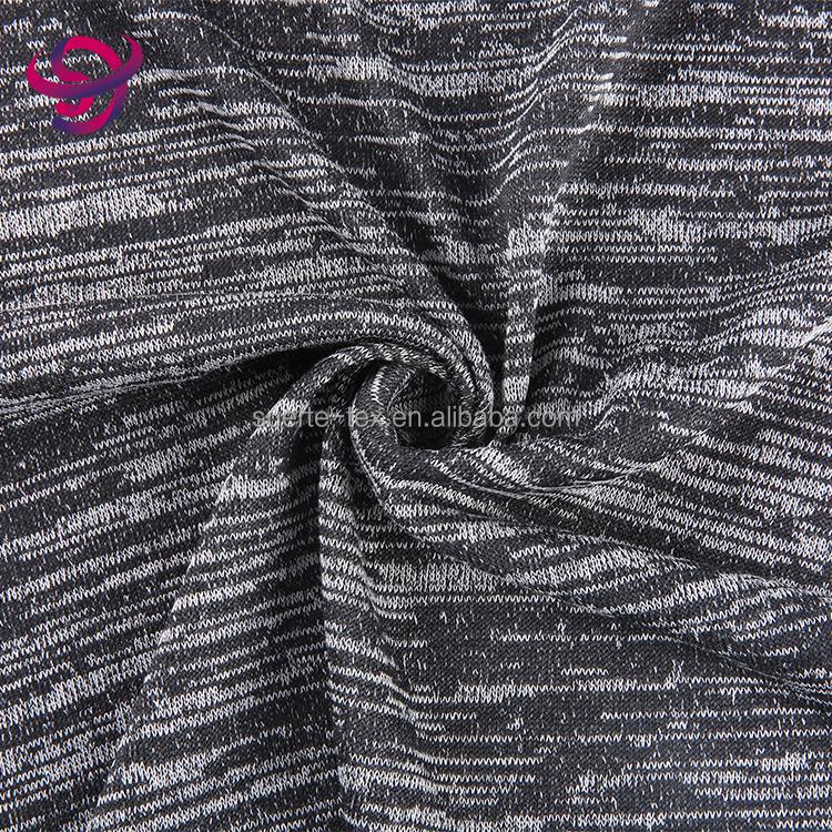 Textil china buen precio térmica punto apagón poliéster tela de Cachemira