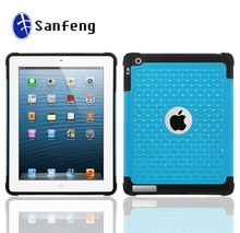 new design mobile phone case fashion tablet kickstand case for ipad air