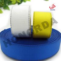 Durable plain woven webbing band polyester/nylon band