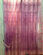luxury drapes designs embroidered curtain fabric silk