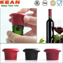 Non-toxic Food Grade Silicone Soft Synthetic Cork Stopper
