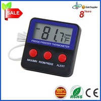 Alibaba best selling Refrigerator Thermometer with Magnet