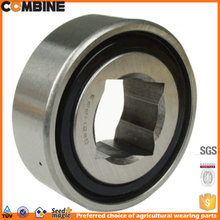 high quality square hole bearing for harvester