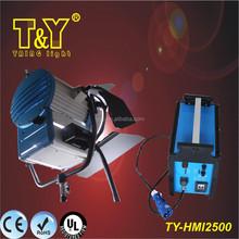 4000w cool source film shooting HMI camera video light