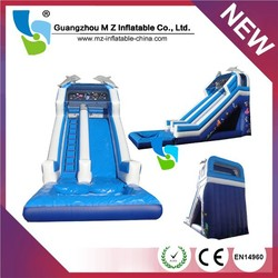 Giant Inflatable Water Slide For Adult Slide,giant inflatable water slide