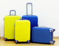 Fashionable abs hardshell trolley luggage and suitcase in hot sale and cheap price