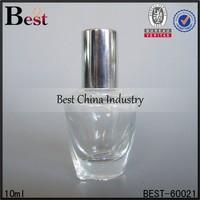 10ml glass bottles perfume mold; hot sale perfume oil bottles in dubai; best-selling glass bottle in UAE