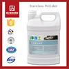 Stainless Polisher use of the public stainless steel cleaner rust remover US gallon