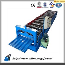 Galvanized steel roll forming machine/corrugated roof tile machine/tile cutter